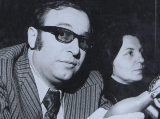 Вили Казасян и Катя Воденичарова