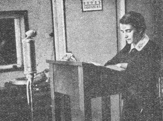 В студиото на Радио София