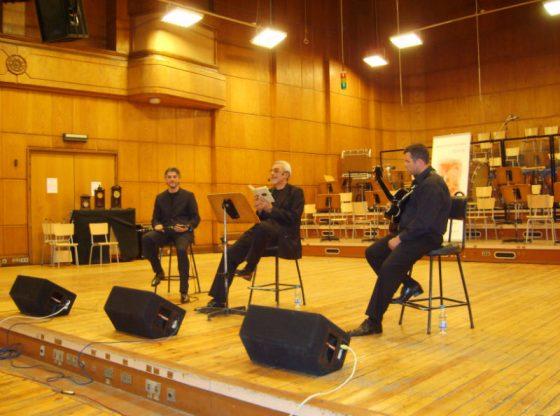 Теодоси Спасов, Явор Милушев и Петьо Миланов в Първо Студио на БНР