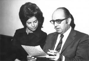 Мария Янакиева и Емил Стоянов