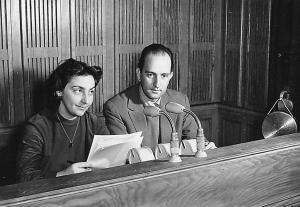 Лили Танева и  Емил Стоянов
