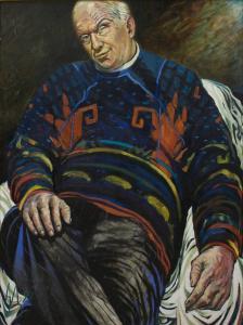 Портрет на Кирил Дончев, 1997 г.