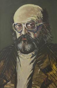 Портрет на Димо Димов, 2003 г.