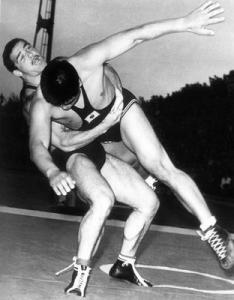 Боян Радев, Токио 1964, борба, класически стил, 97 кг