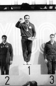 Боян Радев, Мексико 1968, борба, класически стил, 97 кг