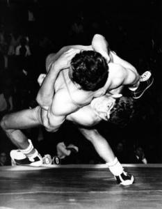 Петър Киров, Мексико 1968, борба, класически стил, 52 кг