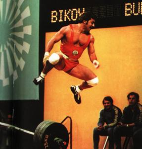 Йордан Биков, Мюнхен 1972, вдигане на тежести, 75 кг