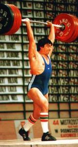 Асен Златев, Москва 1980, вдигане на тежести, 75 кг