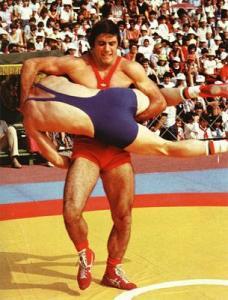Валентин Райчев, Москва 1980, борба, свободен стил, 74 кг