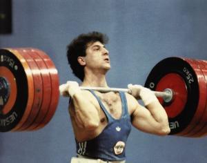 Борислав Гидиков, Сеул 1988, вдигане на тежести, 75 кг