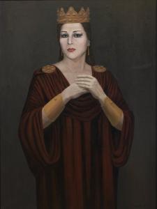 Портрет на Гена Димитрова, 1988 г.