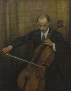 Портрет на Иван Цибулка