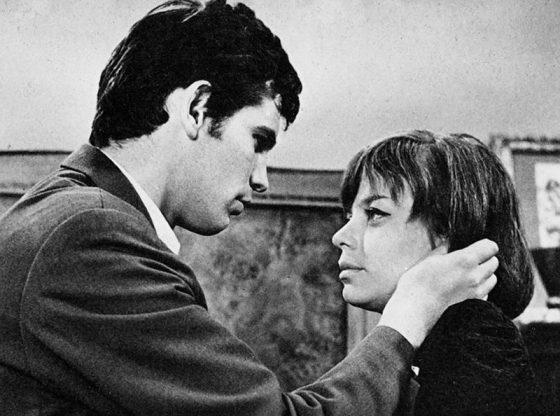 """Ани Бакалова и Стефан Данаилов в сериала """"На всеки километър"""", 1969 г."""