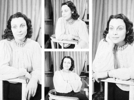 """Голямата звезда на Народния театър """"Иван Вазов"""" през 50-те години"""