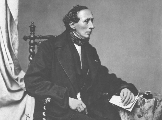 Ханс Кристиан Андерсен, 1860