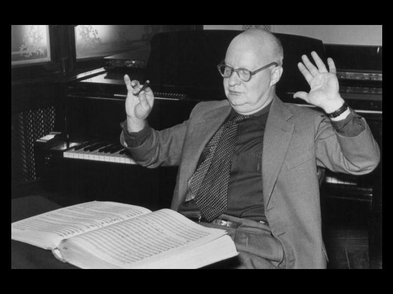 Паул Хиндемит - авангардният композитор на популярна музика