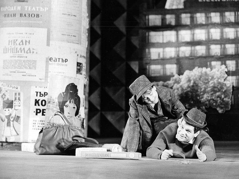 Константин Коцев – потапяне в живота, наречен Театър