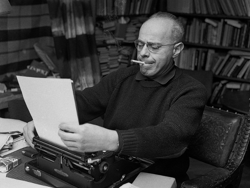 Станислав Лем, който предсказа интернет на пишеща машина