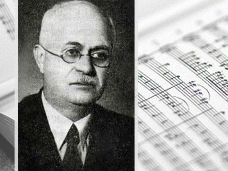 Никола Атанасов – създателят на Първата българска симфония