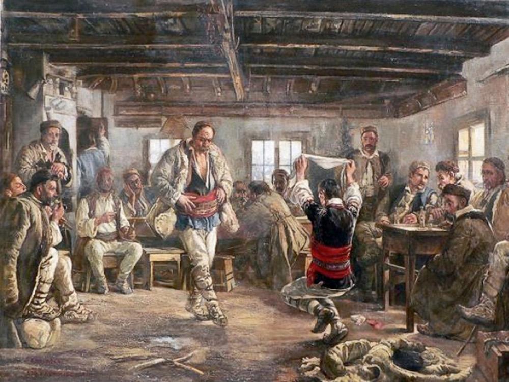Ръченица, 1894 г.