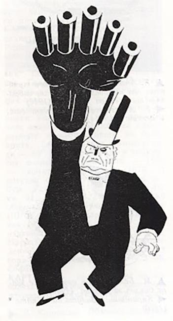 """""""Империализмът подава """"братска ръка"""" на ССР"""""""