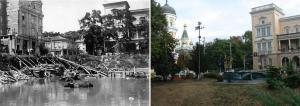 """Кръстовището на ул. """"Г. С. Раковски"""" и бул. """"Цар Освободител"""""""