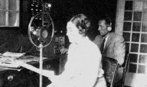 """Фоторепортаж за студиото на ул. """"Московска"""", 16.9.1934 г."""