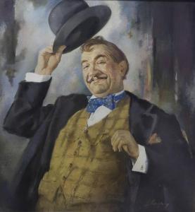 Портрет на Асен Русков