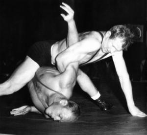 Продан Гарджев, Токио 1964, борба, свободен стил, 87 кг