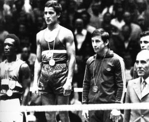 Георги Костадинов, Мюнхен 1972, бокс, 51 кг