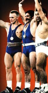 Нораир Нурикян, Мюнхен 1972, вдигане на тежести, 60 кг