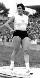 Иванка Христова, Монреал 1976, лека атлетика, гюле