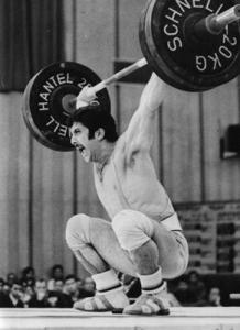 Нораир Нурикян, Монреал 1976, вдигане на тежести, 56 кг