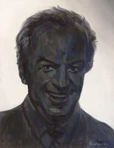 Портрет на Борис Христов, 2008 г.
