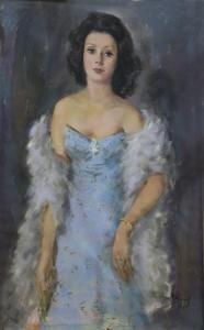 Портрет на Анелия Шуманова
