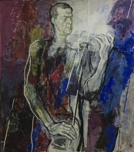 Портрет на Минчо Минчев, 1993 г.